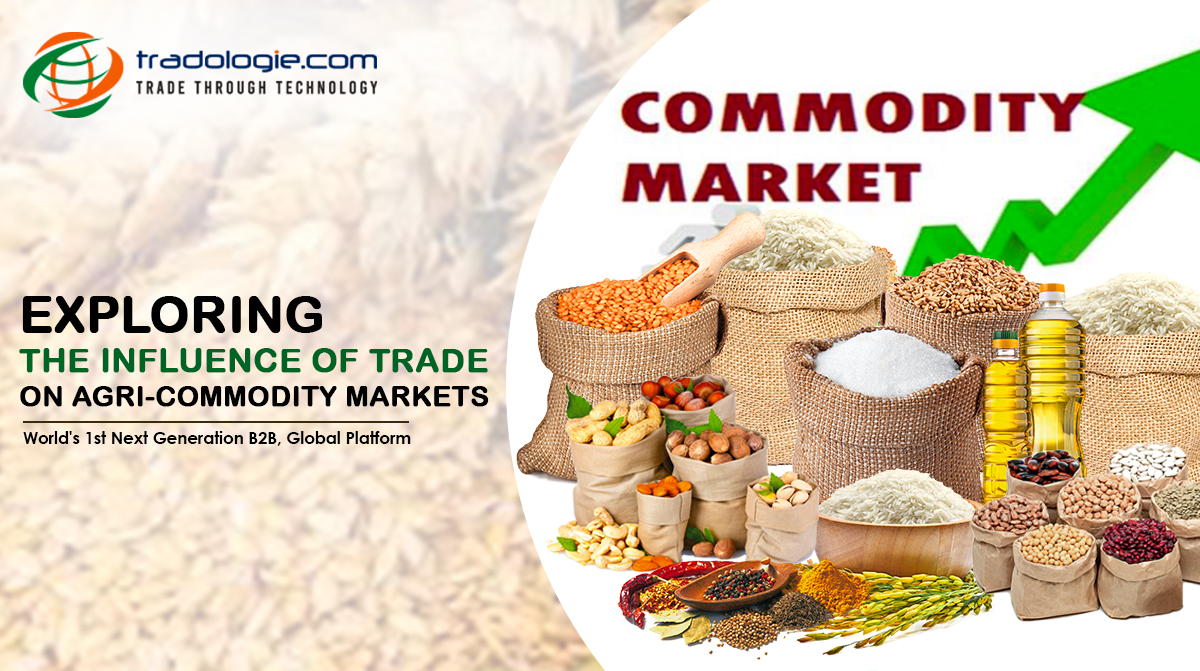 Exploring the Influence of Trade on Agri-Commodity Markets