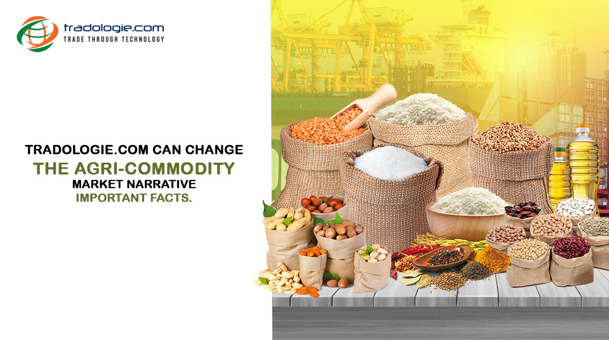 Tradologie.com can change the Agri-Commodity Market Narrative - Important Facts